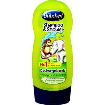 Bübchen Shampoo + Shower Dschungelbande