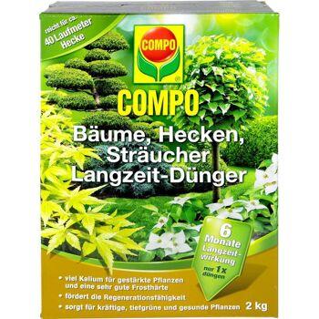 Compo Langzeit-Dünger