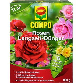 Compo Rosen Langzeit Dünger