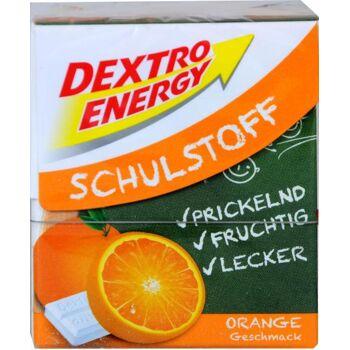 Dextro Energy Schulstoff Orange
