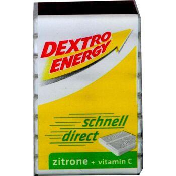 Dextro Energy Zitrone + Vitamin C