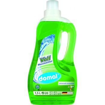 Domal Vollwaschmittel 20 Waschladungen