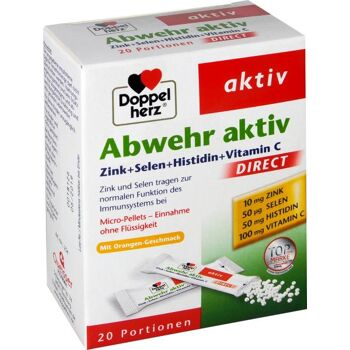 Doppelherz Abwehr Aktiv Direct
