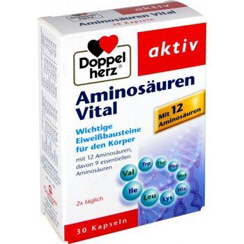 Doppelherz Aminosäuren Vital