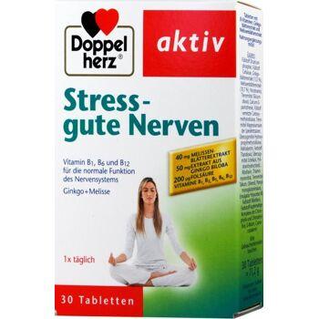 Doppelherz Stress Gute Nerven