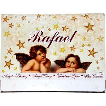 Duftglas Weihnachten Kerze Rafael