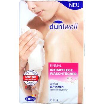 Duniwell Intimpflege Waschtücher