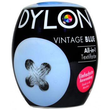 Dylon Textilfarbe Vintage Blue