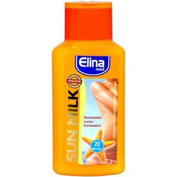 Elina Sonnenschutz Milch Sonnenschutzfaktor 20