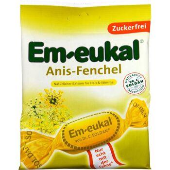 Em-Eukal Anis-Fenchel Zuckerfrei