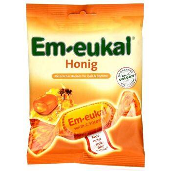 Em-Eukal Honigbonbonbs Gefüllt
