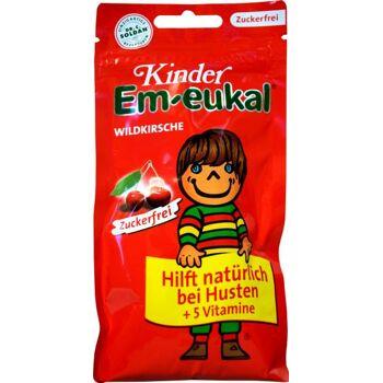 Em-Eukal Kinder Wildkirsche Zuckerfrei