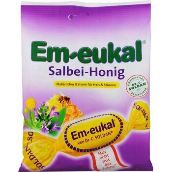 Em-Eukal Salbei-Honig Bonbon