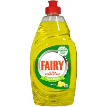 Fairy Geschirrspülmittel Zitronenfrische