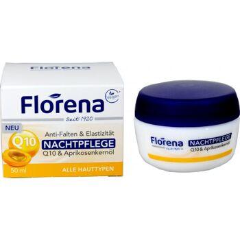 Florena Gesicht Q 10 Antifalten Nachtcreme