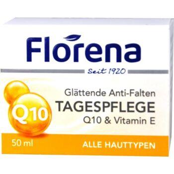 Florena Gesicht Q 10 Antifalten Tagescreme