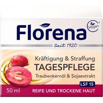 Florena Gesicht Traubenkernöl Tagescreme