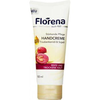 Florena Handcreme Traubenkernöl Tube