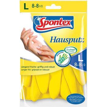Gummihandschuh Spontex Hausputz