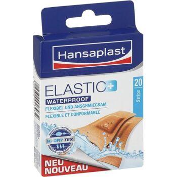 Hansaplast Elastic Strips 20 er