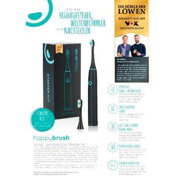 Happy Brush Schall-Zahnbürste - TV Werbung