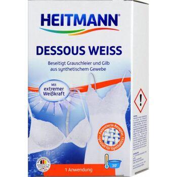 Heitmann Dessous Weiß
