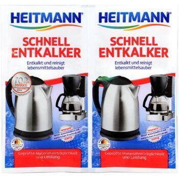 Heitmann Schnell-Entkalker