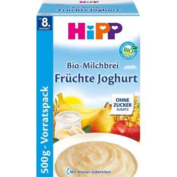 Hipp 3511 Bio Milchbrei Früchte Joghurt