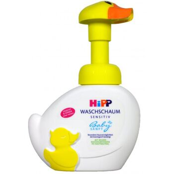 Hipp 9541 Babysanft Waschlotion Ente