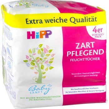 Hipp 9589 Babysanft Feuchttücher