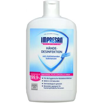 Impresan Hygiene Hände-Desinfektionsmittel