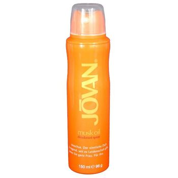 Jovan Musk Oil Deo Spray