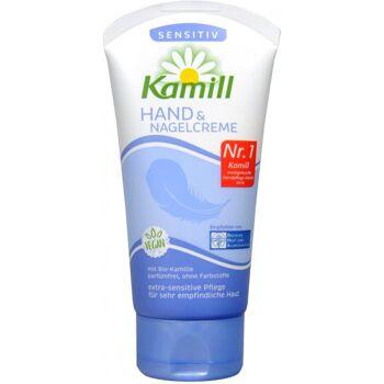 Kamill Hand und Nagelcreme Sensitiv