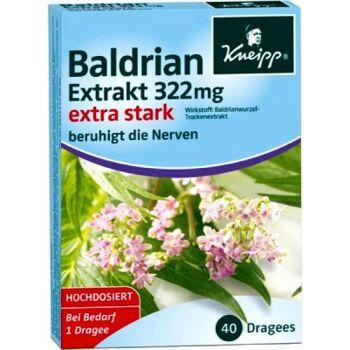 Kneipp Baldrian Extrakt Extra Stark