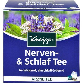 Kneipp Tee Nerven und Schlaf