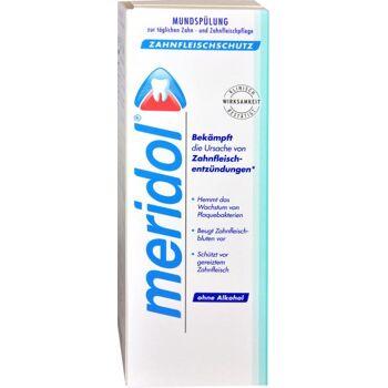 Meridol Mundspülung Antibakteriell ohne Alkohol