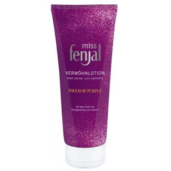 Miss Fenjal Lotion Touch of Purple