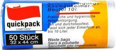 Müllbeutel Kosmetikeimer 10 l 50 er