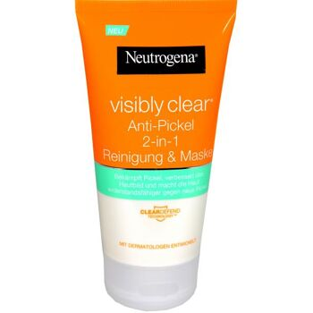 Neutrogena Visibly Clear Reinigende Maske