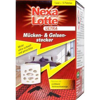 Nexa Lotte Mücken- und Gelsenstecker Ultra Original