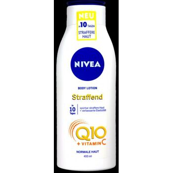 Nivea Body Hautstraffende Bodylotion Q 10