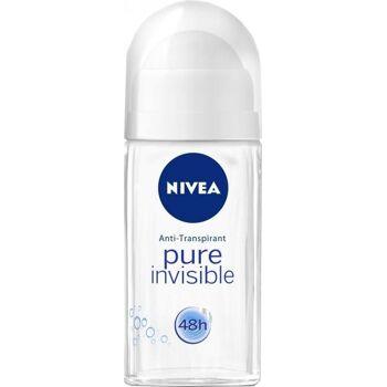 Nivea Roll On Pure Invisible