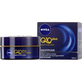 Nivea Visage Q 10 Nachtpflege