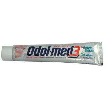 Odol Med 3 Zahncreme Extra White