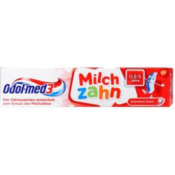 Odol Med 3 Zahncreme Milchzähne 0,5 - 5 Jahre