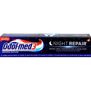 Odol Med 3 Zahncreme Night Repair