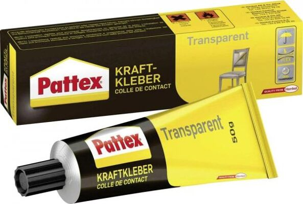 Pattex Kleber Transparent