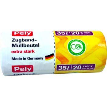Pely Clean Multi Gelb 35 l