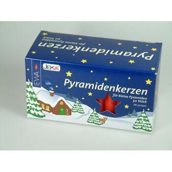 Pyramiden Kerzen 50 / 500