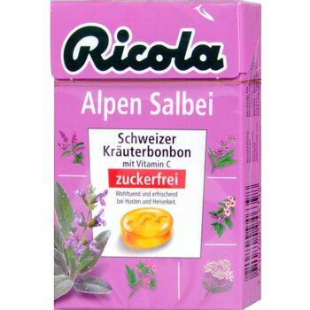 Ricola Böxli Salbei Zuckerfrei